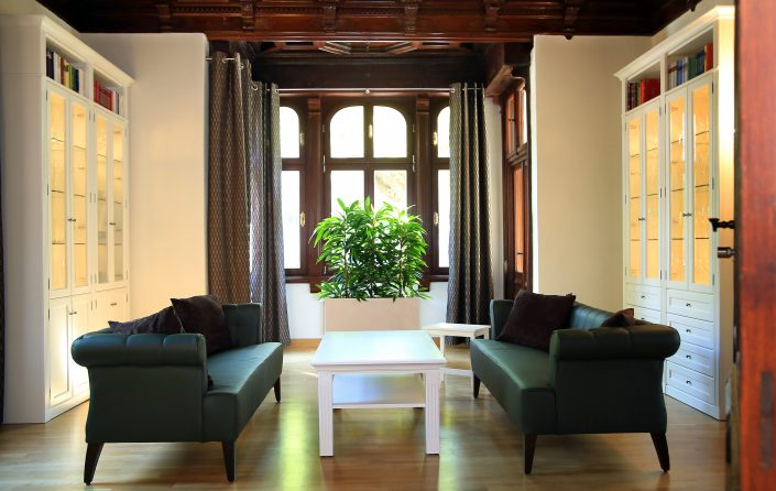 Rayonhaus Herrenzimmer